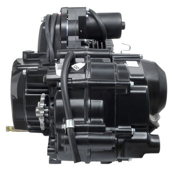 Двигатель 1+ 1 atv quad 125 kxd bombardier eagle force, фото 4