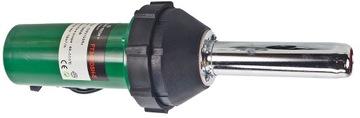 Сварочный аппарат с термофеном Сварочный аппарат для пластиковых брезентов