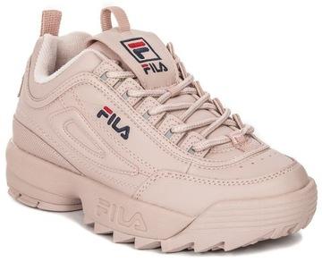 Sportowe buty damskie Fila Sprawdź naszą ofertę Allegro.pl