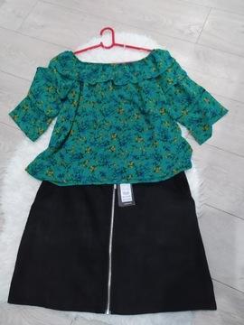 MEGA PAKA super ubrań nowych i używanych r. 42