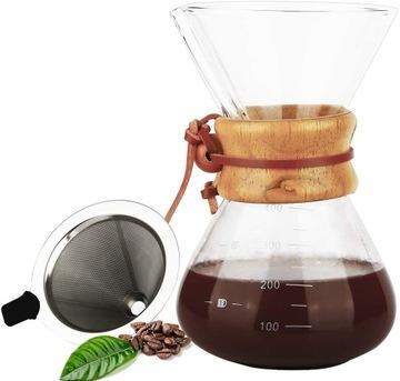 Набор для капельного кофе.