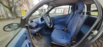 Smart Fortwo I Coupe 0.6 62KM 2000 SMART CITY-COUPE 0.6
