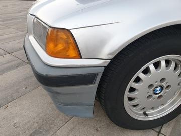 BMW Seria 3 E36 1991 BMW 3 (E36) 325 i 192 KM 2 wł skóra automat, zdjęcie 13