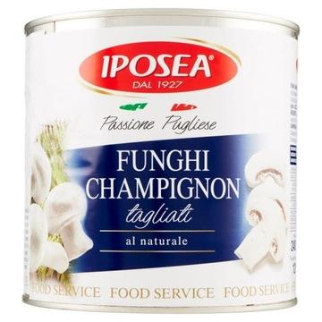 Ипосея Funghi Грибы шампиньоны кусочками 380г