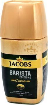 Кофе растворимый Jacobs Barista Crema 155гр