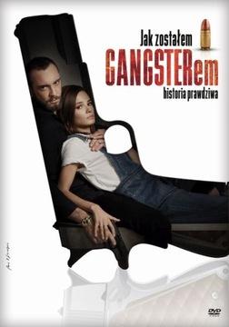 JAK ZOSTAŁEM GANGSTEREM - nowy DVD w folii