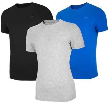 Koszulka męska 4f 3xl w T shirty męskie Allegro.pl