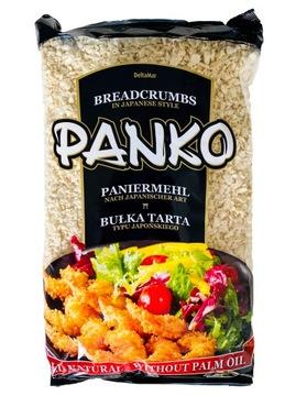 Японская панировка ПАНКО 1 кг - для рыбы, мяса, овощей