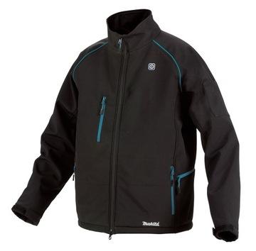 Makita CJ105DZ Зимняя куртка с подогревом на батарейках