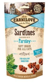 Carnilove сардины для кошек 50гр