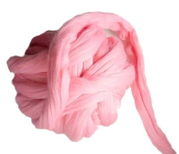 Камвольная шерсть камвольная для одеяла 0,5 кг 58 цветов