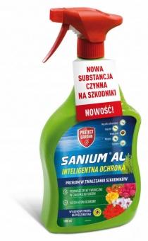 Sanium AL 1л Джемперы Чашки Mszyce Czerwce