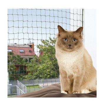 Усиленная сетка для кошек TRIXIE 8x3 м 44295