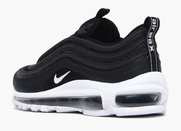 921733 017 Nike Air Max 97 WMN (Black Platinum) Boutique