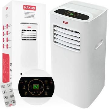 Переносной кондиционер HAXON MEVA 2.34kW 3in1 LED