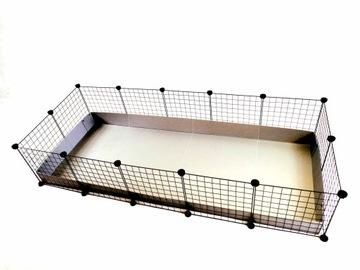 Клетка для кроликов и морских свинок 180x75 см