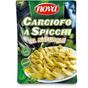 Итальянские артишоки в натуральном NOVA