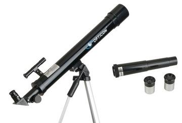 Teleskop OPTICON - StarRanger 45F600AZ + akcesoria