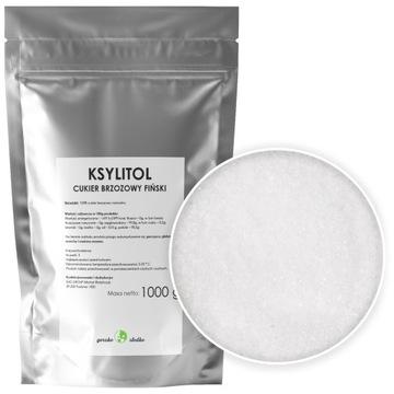 FINNISH XYLITOL, Березовый сахар, полезный подсластитель 1 кг