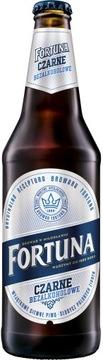 Безалкогольное пиво Fortuna Czarne <0,5% 500мл