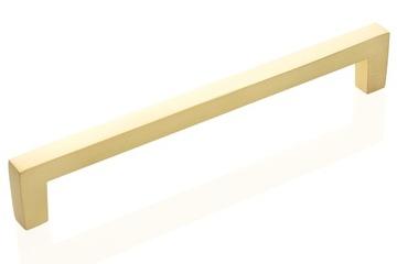 Ручка мебельная ВЕЛОР - золото МАТ 96 мм
