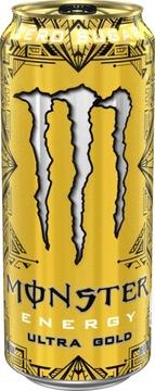 MONSTER ENERGY ULTRA GOLD 473 МЛ