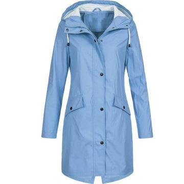Płaszcz przeciwdeszczowy Płaszcz turystyczny