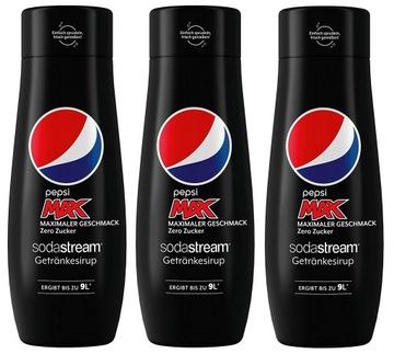 Сироп Soda Stream Pepsi Max Zero Sugar 440 Set