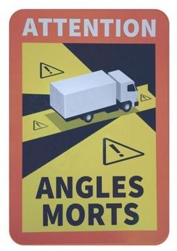 Наклейка на грузовик МДП