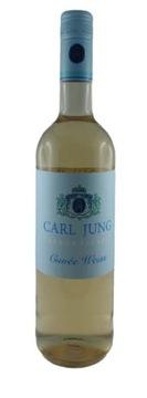 CARL JUNG CUVEE - полусладкое безалкогольное вино