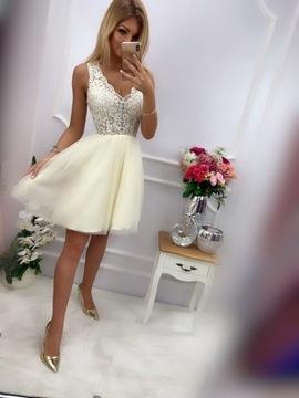 allegro sukienki lucki