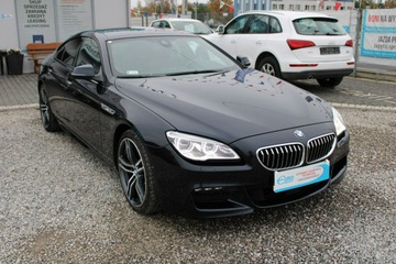 BMW Seria 6 F06-F12-F13 Coupe Facelifting 640d 313KM 2017