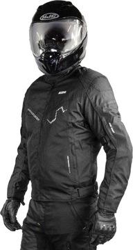 Куртка мотоциклетная текстильная meska туристическая, фото 4