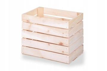 Ящики деревянные, ящик деревянный 45х30х36