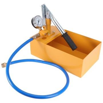 25 кг алюминиевый насос для испытания давления воды ручной насос T
