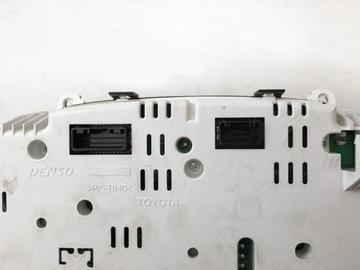 фото ориг. №5, Toyota venza 2.7 12 - 16 панель приборов америка