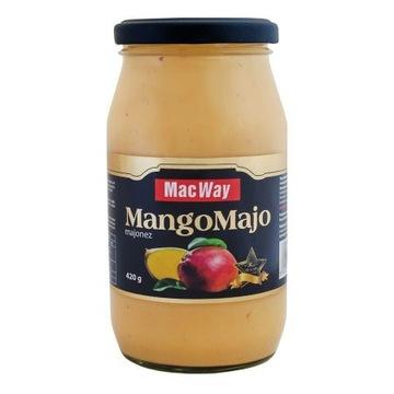 Mac Way MangoMajo Майонез с муссом из манго 420 г