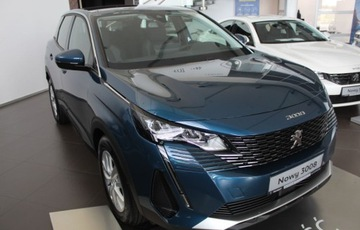 Peugeot 3008 II Crossover Facelifting  1.5 BlueHDi 130KM 2021