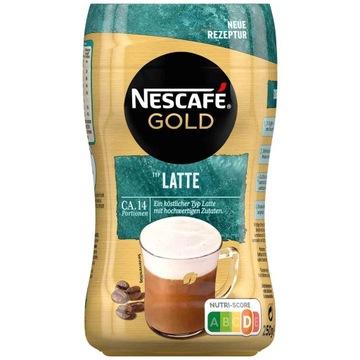 Кофе Nescafe GOLD Latte из Германии