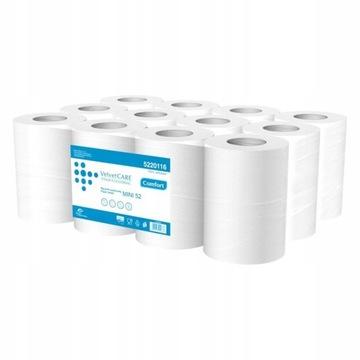 VELVET Салфетка для очистки бумажных полотенец MINI cellulose 12