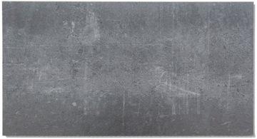 Панели виниловые плитки водостойкие бетон графитовые