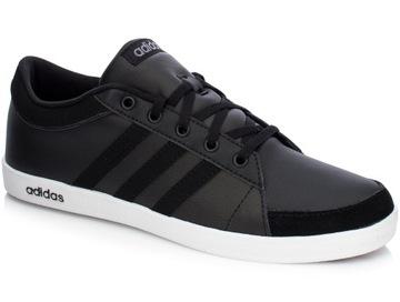 Buty Męskie Adidas Calneo Laidback LO •cena 134,00 zł•Białe