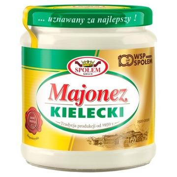 Майонез Społem Kielce Kielecki 170 мл