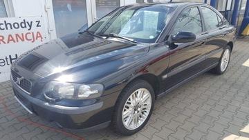 Volvo S60 I 2.4 20V 140KM 2002