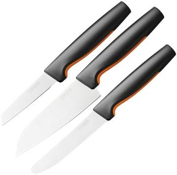 Набор ножей FISKARS из 3-х кухонных ножей 1057556