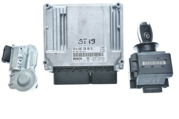 Компьютер MERCEDES W203 A6461500091  набор