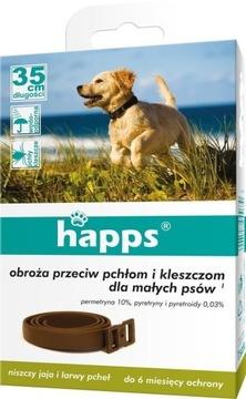 Ошейник от блох и клещей для маленьких собак