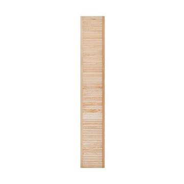 Двери Ажурные фасады сосна 242,2x39,4x2см