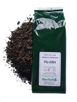 Красный рассыпной чай Bio-Flavo
