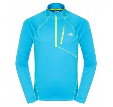 The North Face bluza S 36 męska bluzka termoaktyw